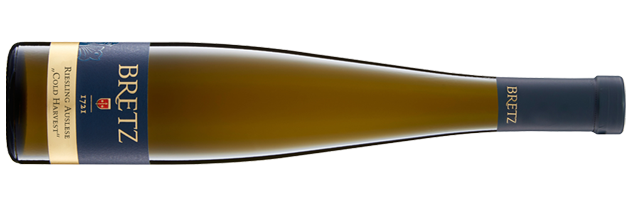 "Riesling Auslese ""Cold harvest"""