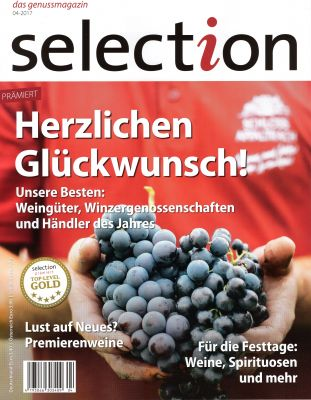 Selection 4/2017 Deckblatt